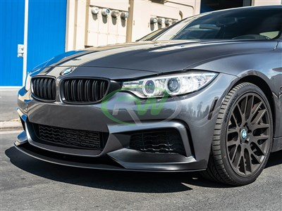 BMW F32 F33 F36 Performance Style Front Lip