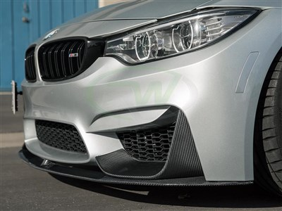 BMW F8X M3/M4 Performance Style CF Lip Spoiler