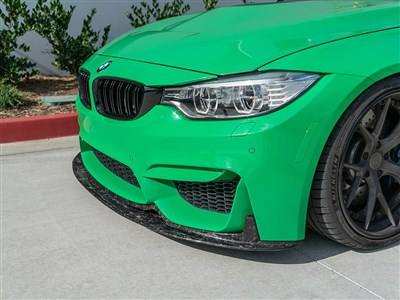 BMW F8x M3/M4 RWS Forged Carbon Front Lip