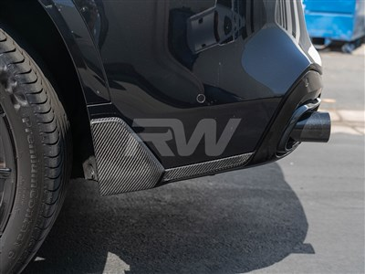 BMW G05 X5 Carbon Fiber Rear Winglets