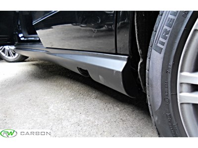Mercedes W212 E63 AMG Style Side Skirts