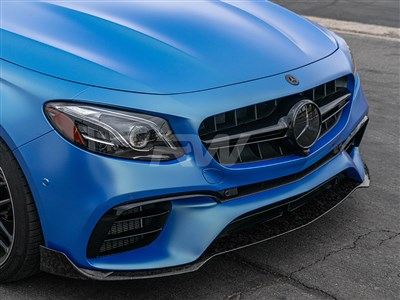 Mercedes W213 E63S BRS Forged Carbon Front Lip