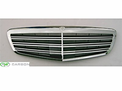 Mercedes W221 Facelift Grille