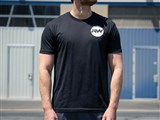 RW Circle Pocket Tee - Black /