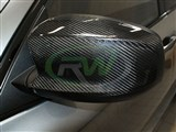 BMW E70 X5M E71 X6M Carbon Fiber Mirror Covers /