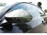 BMW E92 E93 Carbon Fiber Mirror Replacements /