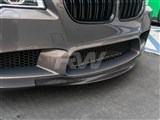 BMW F10 M5 Center Carbon Fiber Front Spoiler /