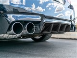 BMW F10 M5 Type I Carbon Fiber Center Diffuser /