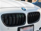 BMW F10 Gloss Black Double Slat Grilles /