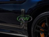 BMW F16 X6 F86 X6M Carbon Fiber Fender Trims /