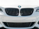 BMW F22/F23 2 Series Gloss Black Grilles /