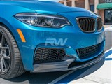 BMW F22/F23 Performance Style CF Front Lip