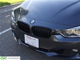 BMW F30 F31 Gloss Black Grilles /
