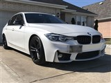 BMW F30 M3 Style Front Bumper /