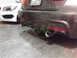 BMW F30/F31 Performance Style Rear Diffuser /