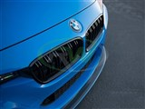 BMW F30/F31 Double Slat Gloss Black Grilles /