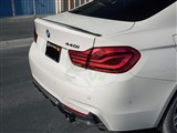 BMW F32 Perf. Style Carbon Fiber Trunk Spoiler