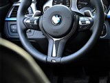 BMW Carbon Fiber Steering Wheel Trim M-Sport /