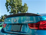 BMW F36 Performance Style CF Trunk Spoiler /