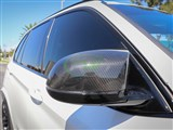 BMW F85 X5M/F86 X6M CF Mirror Replacements /