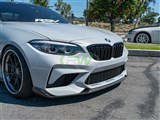 BMW F87 M2 Competition Carbon Fiber Front Lip
