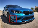 BMW F87 M2 Competition Carbon Fiber Canards /