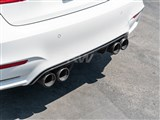 BMW F8X M3 & M4 CF Performance Style Diffuser /