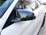 BMW F80 F82 F83 M3/M4 Carbon Fiber Mirror Covers /