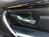 BMW F30 F32 F8x Carbon Fiber Door Handle Trims /