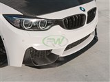 BMW F8X M3/M4 GTS Style CF Front Lip Spoiler /