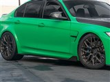 BMW F80 M3 RWS Type II CF Side Skirt Extensions