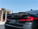 BMW G30/F90 CS Style Carbon Fiber Trunk Spoiler /