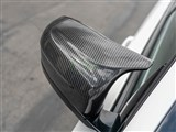BMW M5/M8 CF Mirror Cap Replacements /