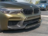 BMW F90 M5 Carbon Fiber Center Lip Spoiler /