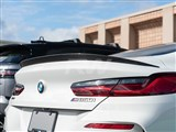BMW F92/G15 Coupe 3D Style CF Trunk Spoiler /