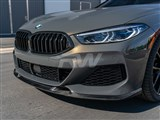 BMW G14/G15/G16 8-Series 3D Style CF Front Lip /