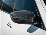 BMW G30 5 Series Carbon Fiber Mirror Caps /