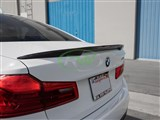 BMW G30 F90 High Kick Carbon Fiber Trunk Spoiler /