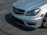 Mercedes C63 Black Series Style Carbon Fiber Lip /