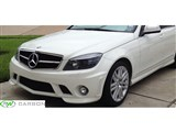 Mercedes W204 C63 AMG Style Side Skirts /