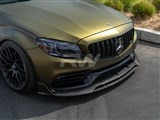 Mercedes W205 C63 Coupe BRS CF Front Lip /