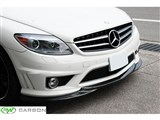 Mercedes W216 Godhand Style Carbon Fiber Lip /