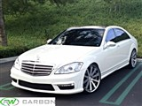 Mercedes W221 AMG Style Side Skirts /