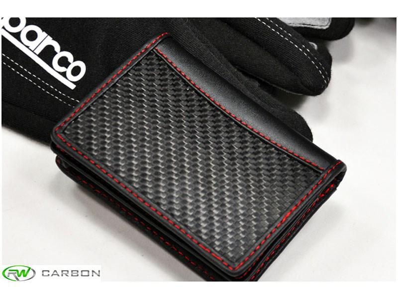 carbon fiber name card holder