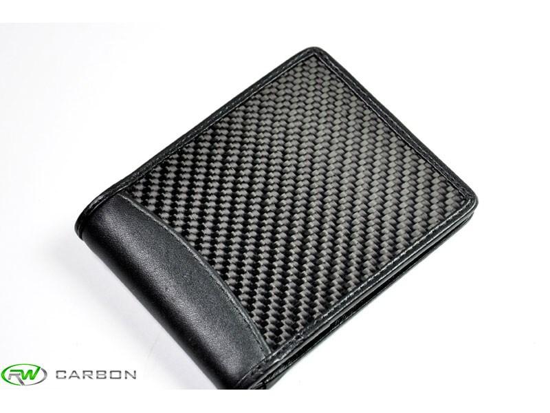 0d2640cb82d Real Carbon Fiber Wallet