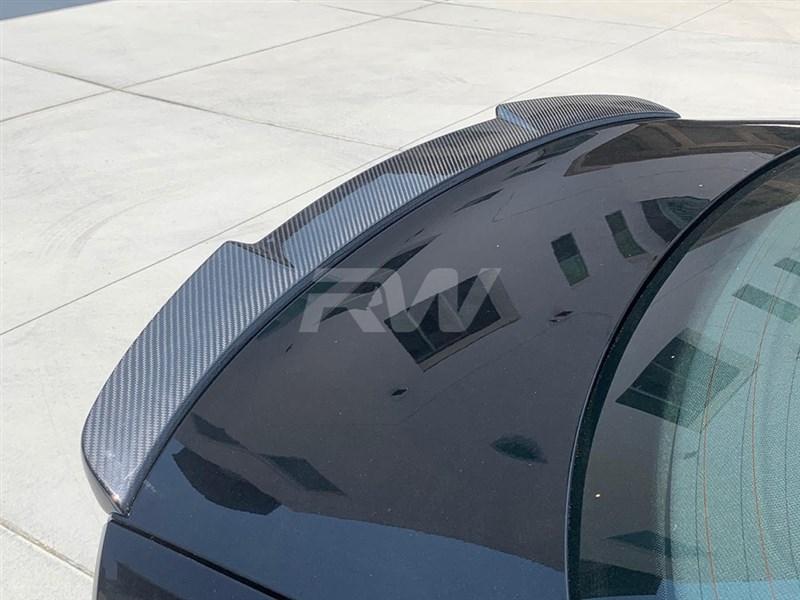 Audi 8V A3/S3/RS3 GTX Carbon Fiber Trunk Spoiler