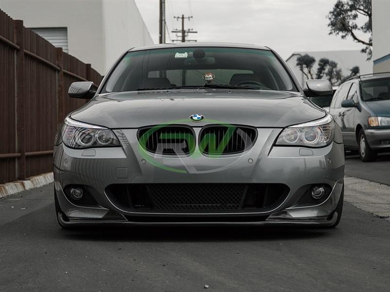 BMW E60 M Tech CF Hamann Style Front Lip