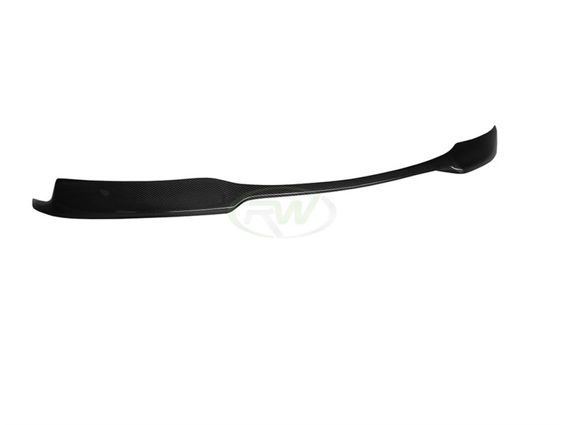 Bmw e90 e91 v style carbon fiber front lip spoiler for m3 for Bmw living style