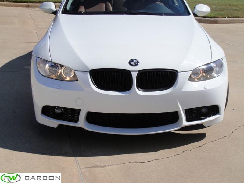 BMW E92 E93 3 Series M3 Style Front Bumper for all 328i ...