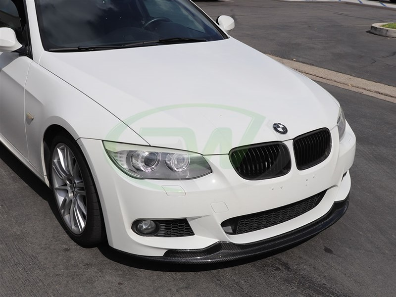 Click here to view carbon fiber arkym style front lip spoiler for E92 and E93 3 series